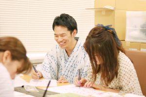 書道教室1
