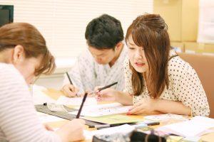 書道教室2